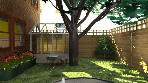 Maple Tree - Classic - Garden  - by yourjieee
