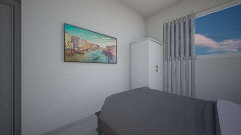 Habitacion_Foto 2 - Bedroom  - by Gonzapcr