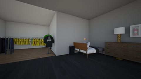 bedroom design - Bedroom  - by Aiden Conlon