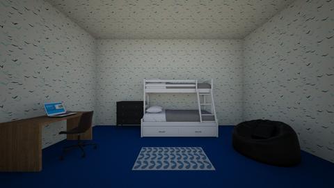 Leilah bedroom 2 - Kids room  - by interiordesigngs