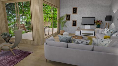 Conran s - Living room  - by snjeskasmjeska