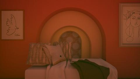 Color - Bedroom  - by Cuddle_Puppy