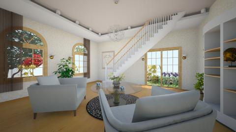 ClasR - Classic - Living room  - by Saj Trinaest