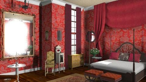 Jane - Vintage - Bedroom  - by mywishlr