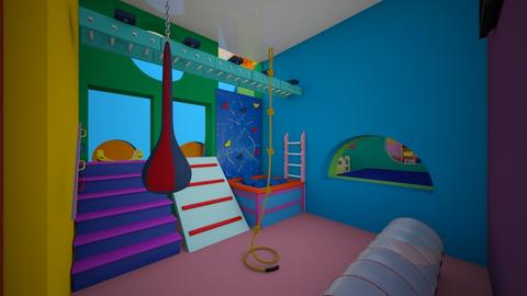 playroom part 3 - Kids room  - by Amyz625