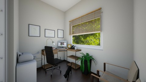 office - Minimal - Office  - by renne