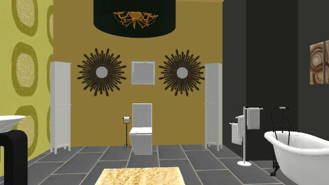 Bathroom - Classic - Bathroom - by Joanna66
