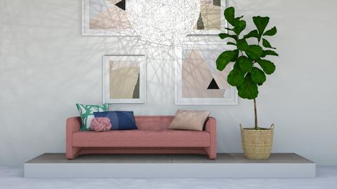 CR Color Pop Living Room - Living room  - by weinsteinkids