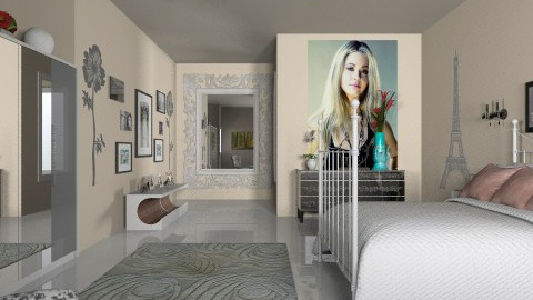 PLL Alison - Bedroom  - by TanjaS