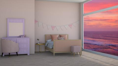 Kawaii Aesthetic - Bedroom  - by MilksDaBunz