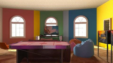 living room - Retro - Living room  - by bdreger294
