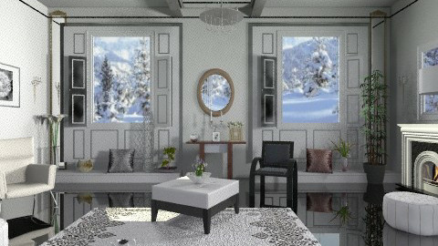 Rest room - Eclectic - Living room  - by milyca8
