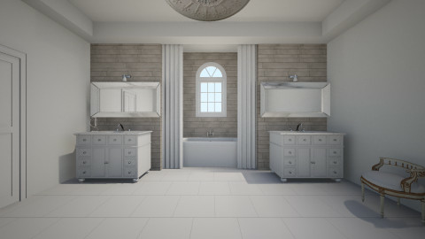 Master Bathroom - by CeliGP