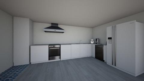 Basement Kitchen - Kitchen - by eknapp