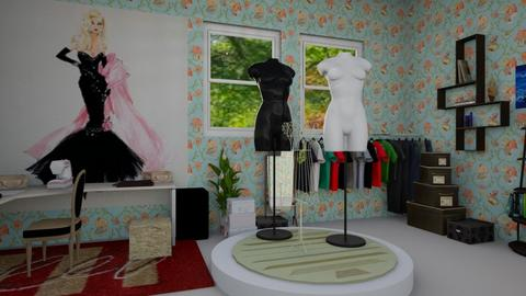 project runway - Office - by Caye