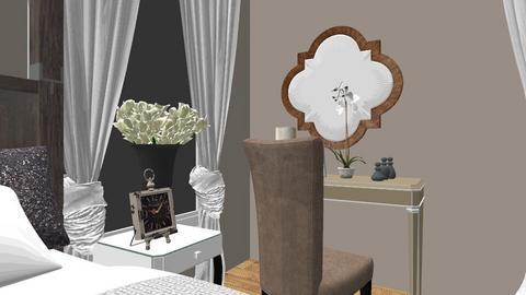 bedroom - by delatog21