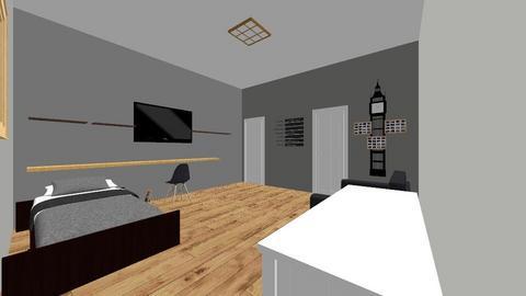 Habitacion - by cecipy