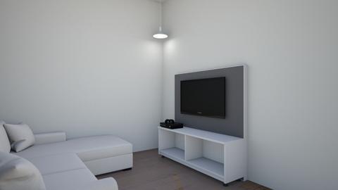 TV Room - Modern - Living room - by Xander07