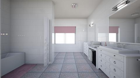 asdfgh4 - Bathroom  - by AleksandraZaworska98