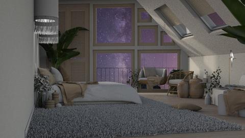 sugar - Bedroom  - by elliegrandee