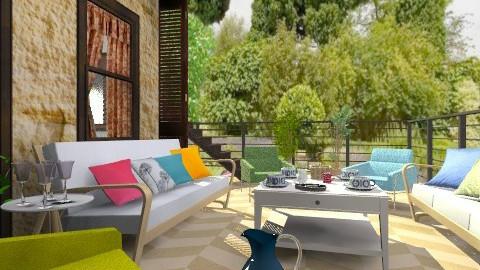 Tea - Modern - Garden  - by milyca8