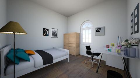 KAMAR ANK - Modern - Bedroom  - by djokos