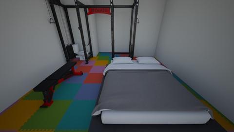 my room - Kids room  - by ayanot
