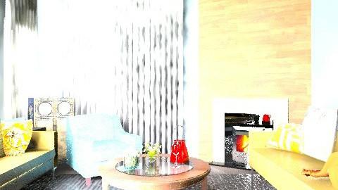 Lauretta - Retro - Living room  - by bgirmann