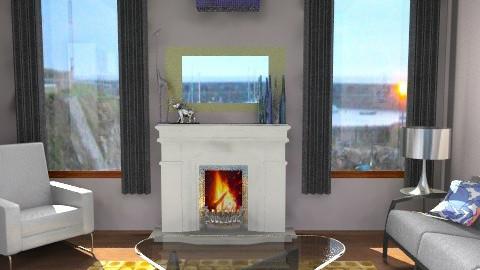 Reading Spot - Minimal - Living room  - by PennyDreadful