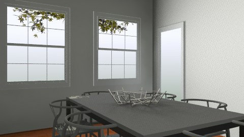 c lowe. dining - Eclectic - Dining room - by MoiraManning