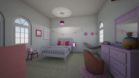 pinkie pie - Feminine - Kids room  - by Shiloah Paxton