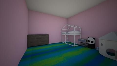 kids room - by Rose Furtaw
