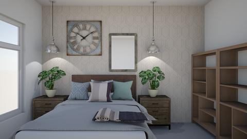 Bedroom 1 - Bedroom - by Amira12