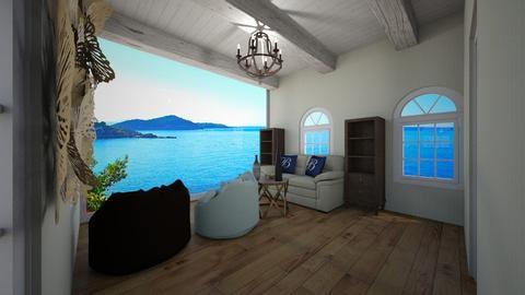 Boathouse - by MatrixDc