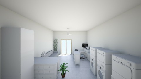 Laundry Shop 02 - Minimal - by analee14