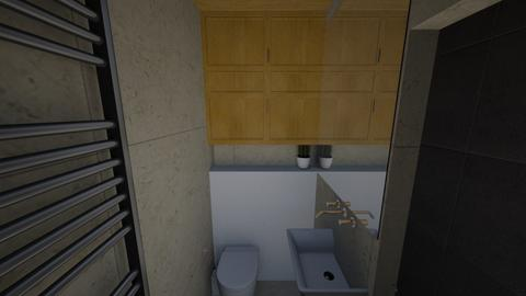 Final LS dark C1 - Bathroom - by RachDyer