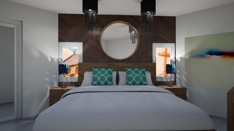 Love Love Love BROWN - Rustic - Bedroom  - by JaidenLegg