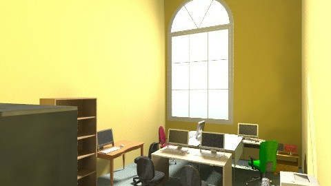 Assist Main Office - Eclectic - Office  - by assist