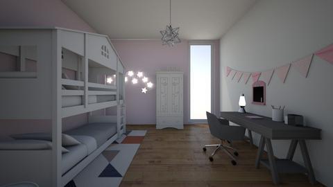 kids room Seven years old - Modern - Kids room  - by sharlena