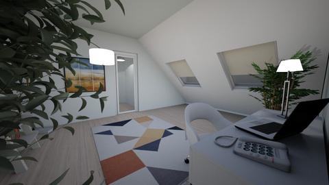 Office one - Office  - by AMN Designs