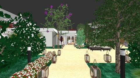 Casa Redonda - Global - Garden - by DMLights-user-1310825