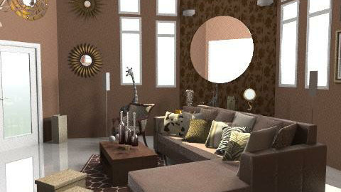 La Gémo - Country - Living room - by SariJo
