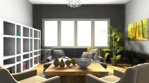 glamorous living room - Glamour - Living room  - by dancergirl1243
