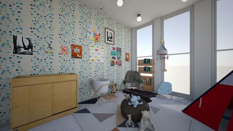 Baby Nursery - Kids room - by neve113