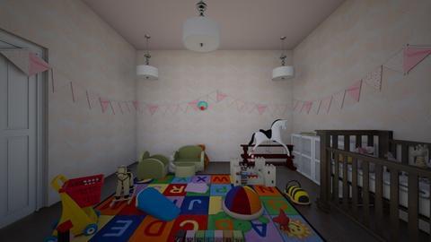 Baby room - Kids room  - by Avatarrr