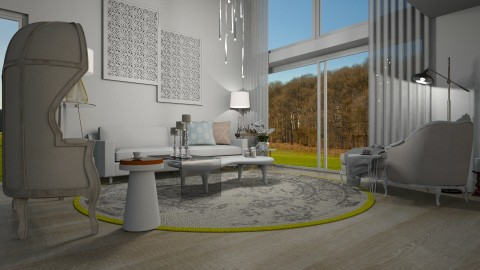 Living room Stolovi - Eclectic - Living room  - by Annathea