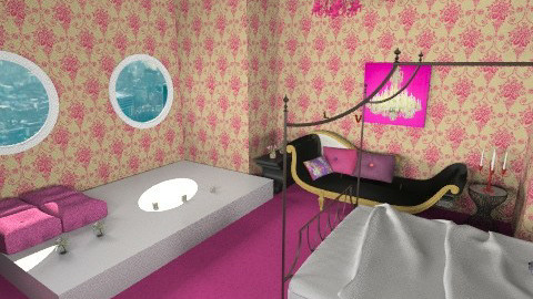 Lovely one 3 - Glamour - Bedroom  - by FRANKHAM