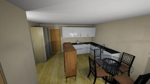 Svetaine1 - Dining room  - by JurgaVSRC