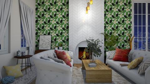 Tokyo Living Contest  - Glamour - Living room  - by Doraisthe_nameofmydoggo12345