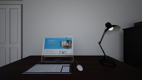 Shelter Desk - Bedroom  - by mspence03